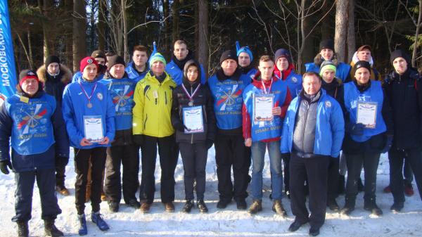 Лыжная гонка среди допризывной молодежи «ДОСААФовская лыжня-2019», посвященная 92-ой годовщине образования оборонного общества ДОСААФ России